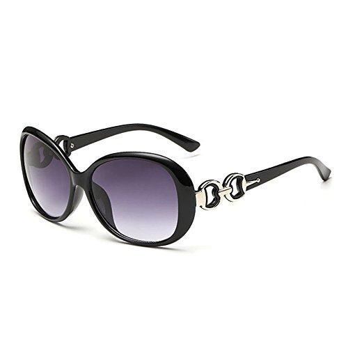 TWISFER Schutzbrille Sonnebrille Doppelter Ring Dekorationsschirme Schutzbeschichteten Gläsern (A,One Size)