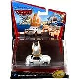 Cars-v2849-Auto Miniatur-Cars 2-The Queen gebraucht kaufen  Wird an jeden Ort in Deutschland