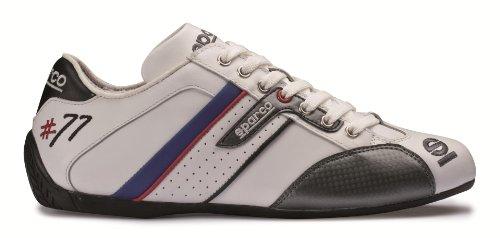 sparco-00120542bi-scarpa-time-77-taglia-42-bianco-pelle