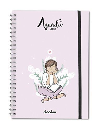 Agenda anual 2018 Clarilou (TANTANFAN) por Clarilou