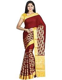 Arars Crepe Silk Saree Mysore Silk Saree (CRRPHNH01)