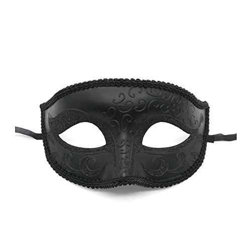 auspilybiber 2 Pack Paar Maskerade Maske Metall Masken Halloween Kostüm Maske Karneval Mardi Gras Prom Maske Dance Party Kostüme Zubehör - Mardi Gras Dance Kostüm