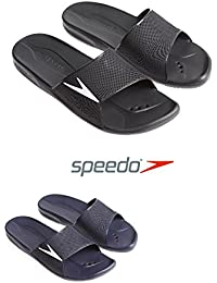 83189584f Speedo ATAMI II Max AM Shower   Slippers Beach Sandals - Black