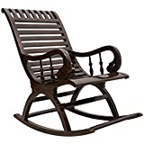 DZYN Furnitures Aura Rocking.CHR.std.wallnut.01 Rocking Chair (Walnut)