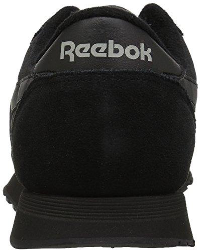 Reebok Herren Cl Nylon Laufschuhe Black/Black/Carbon