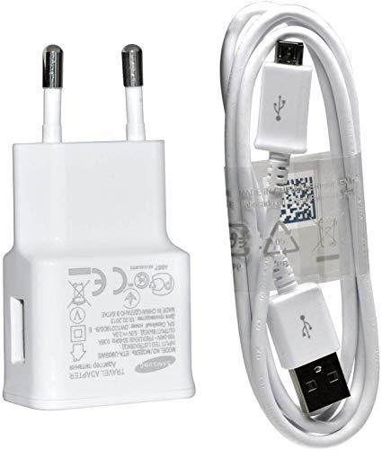 Samsung Ladegerät + Kabel Original ETAU-90 für Galaxy S2 S3 S4 S5 S6 Note