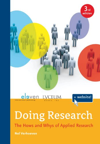 Doing Research: The Hows and Whys of Applied Research
