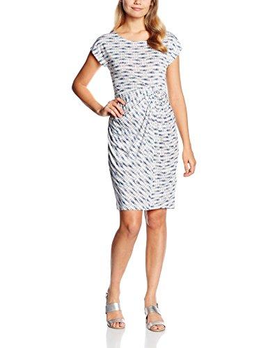 St.Tropez Damen Kleid N6603 Mehrfarbig (Ice 1053)