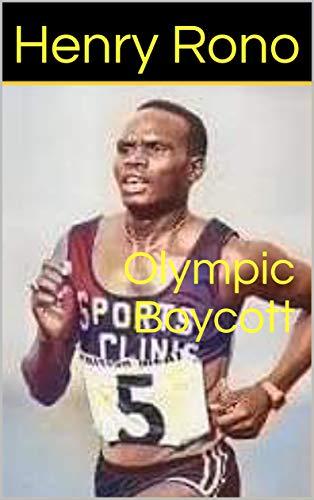 Olympic Boycott (English Edition)