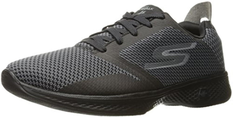 Skechers GO WALK 4 scarpe da ginnastica nero scarpe donna goga max 14914 | Distinctive  | Scolaro/Ragazze Scarpa