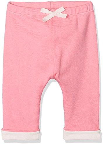 Petit Bateau Pantalon Pantalon Mixte bébé Rose (Petal) 0-3 Mois (Taille Fabricant: 1M 1 Mois) Lot de