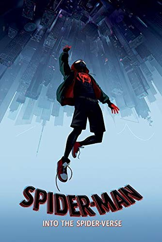 Artículo friki oficial con licencia disponible en EMP       Spider-Man Into The Spider-Verse (Fall) Póster.           Detalles:           Couleur: multicolor     Material Principal: Papel