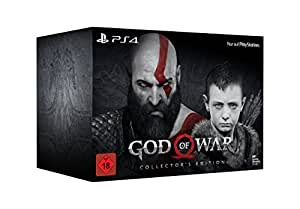 God of War - Collector's Edition - [PlayStation 4]