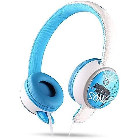Elephas (TM) auricolari stereo Headset Computer Gaming Headset funzioni di