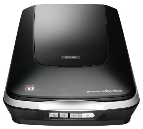 Epson Perfection V500 Scanner
