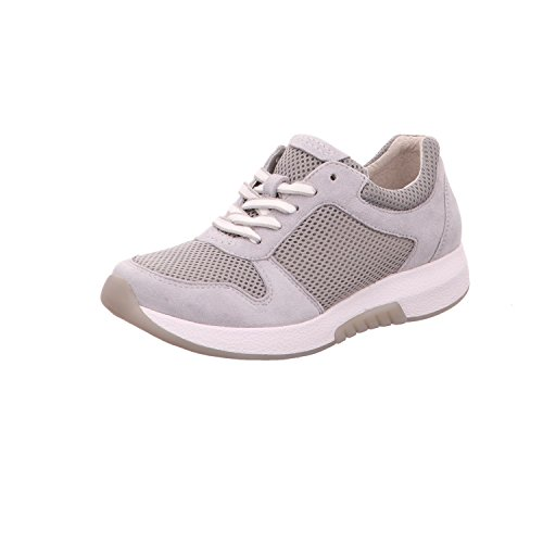 Waldläufer 912003-501-103, Zapatos Con Cordones Color Turquesa