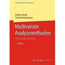 Multivariate Analysemethoden: Theorie und Praxis mit R (Statistik und ihre Anwendungen)