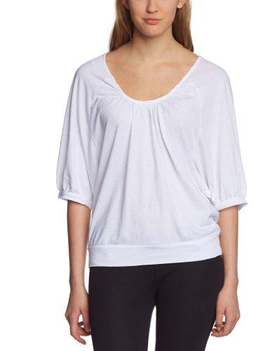 Bobi Damen Top 572-40081 Weiß (White)