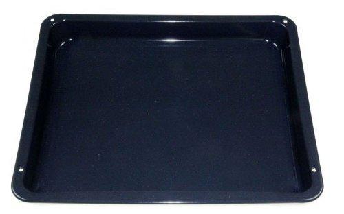 Electrolux AEG IKEA Juno bandeja de grasa esmaltada 425x360x43 mm estufa de horno 387028820 3870288200...
