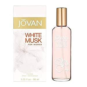 Jovan White Musk for Women Cologne Spray, 96ml