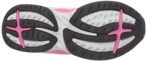 Hi-Tec - Outrunner W, Scarpe da corsa Donna Argento (Silver/White/Pink)