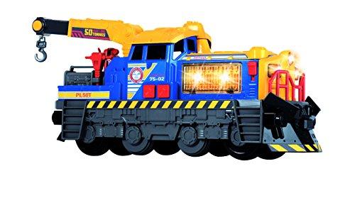 Dickie Toys 203308368 - Locomotive, Lok, 33 cm