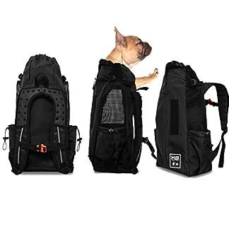 K9 Sport Sack | Dog Carrier Backpack for Small and Medium Pets | Front Facing Adjustable Dog Backpack Carrier | Fully… 24