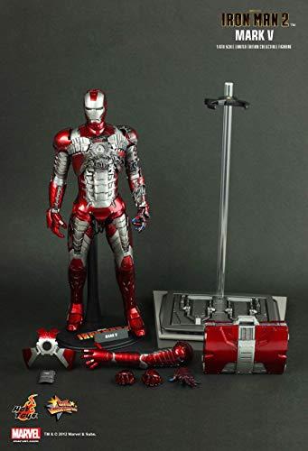 Hot Toys MMS145 - Marvel Comics - Iron Man 2 - Iron Man Mark 5