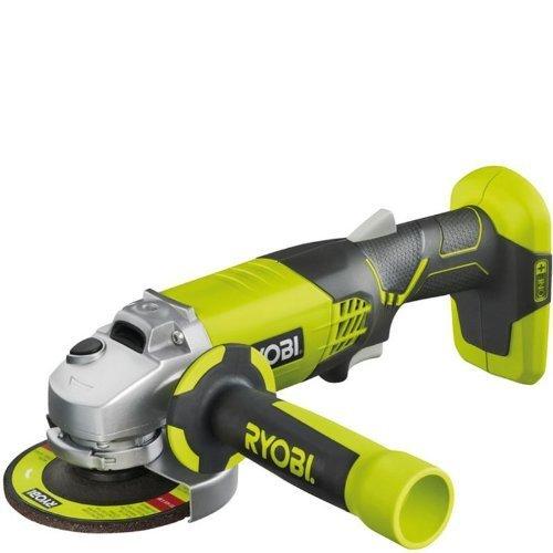 Preisvergleich Produktbild Ryobi R18AG-0 18V One Plus Angle Grinder Bare Tool by Ryobi