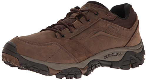 Merrell Moab Adventure Lace, Stivali da Escursionismo Uomo, Marrone (Dark Earth), 43 EU