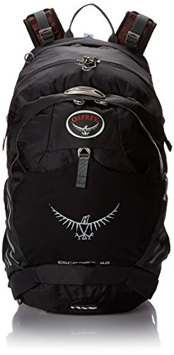 Osprey - Escapist 32, color black, talla 32 Liters-M/L