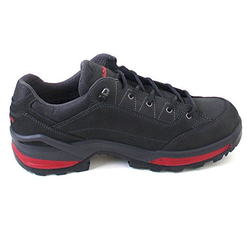 Lowa Renegade GTX LO Graphit Rot graphite/rot
