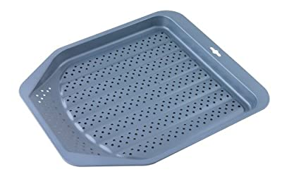 Swift Faringdon Collection Bakers Pride Plaque de cuisson Anti-adhésif Acier carbone 39 cm x 34 cm x 3 cm