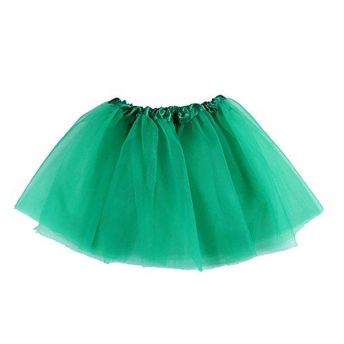 Mädchen Ballett Tanz Ballettröckchen Kostüm Partei Prinzessin Rock Kleid 3 Schicht
