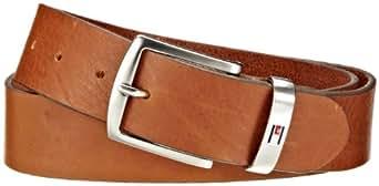 Tommy Hilfiger Men's Belt -  Brown - Braun (257 DARK TAN) - 38 IN