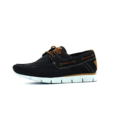 Tbs Becket Mens Slipper & Mocassini Blu Scuro