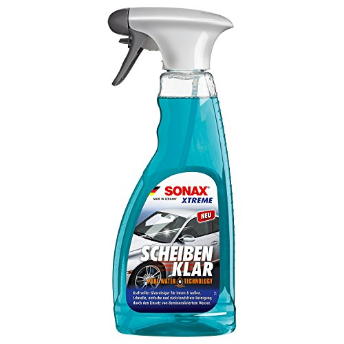 sonax 238241 xtreme nano pro glass cleaner (500 ml) Sonax 238241 Xtreme Nano Pro Glass Cleaner (500 ml) 41wj 2BKCZg1L