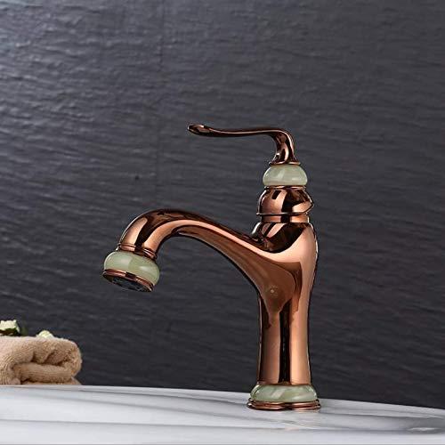 jukunlun Waschtischarmaturen Messing Öl Eingerieben Bronze Waschbecken Wasserhahn Einhebel Deck Waschbecken Schiff Wasserhahn Mischer Schwarz Kran (Wasserhahn Bronze Schiff Eingerieben öl)