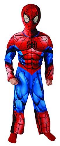 timate Spider-Man Premium - Child, Verkleiden und Kostüme, M (Spiderman Original Kostüme)