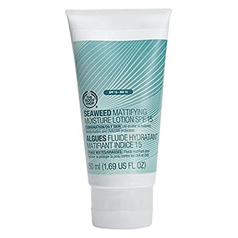 The Body Shop Algues Matifiant Lotion Hydratante Spf 15 - 50Ml
