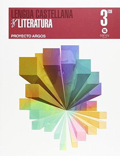 Lengua y literatura eso3 (proyecto argos)