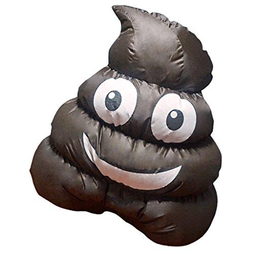 MagiDeal Aufblasbares Kostüm Großes Poop Fasching Karneval Halloween Party