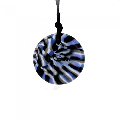 Chewigem sensorische Knopf-Halskette, Spielzeug zum Kauen und gegen Unruhe, Autismus