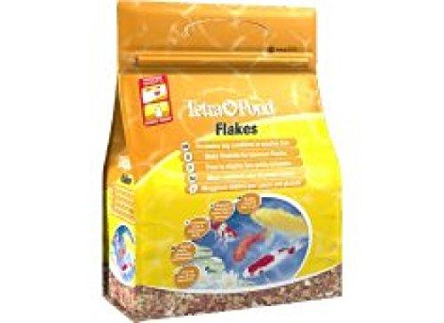 Tetra Pond Flakes (Pot Size: 800g)