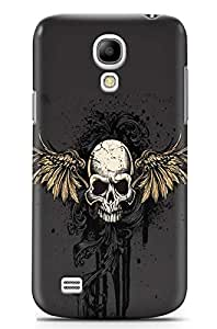GeekCases Skull Wings Back Case for Samsung Galaxy S4 Mini