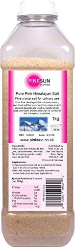 Pink Sun - Sal rosa fina del Himalaya 1Kg
