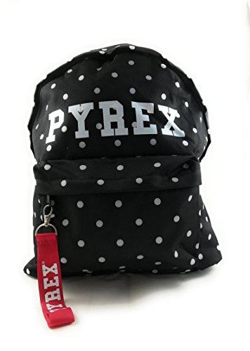 Pyrex py18501 zaino unisex pois nero