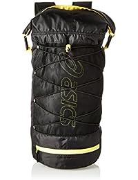 Asics  Gear, Sac à main porté au dos pour femme noir Noir/jaune