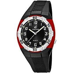 Calypso Herren-Uhren Analog Quarz K5214/4