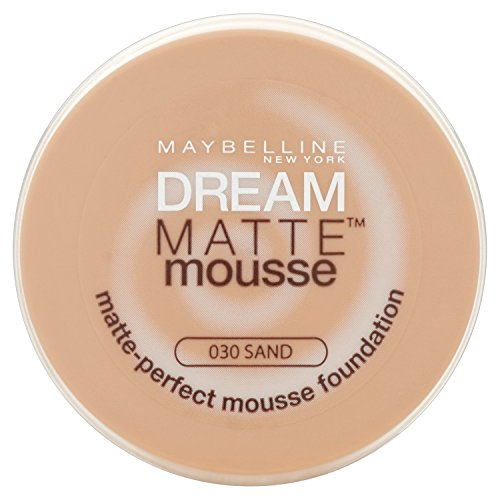 Maybelline 49689 Dream Matte Mousse SPF 15 Fondotinta SPF 15 - 18 ml